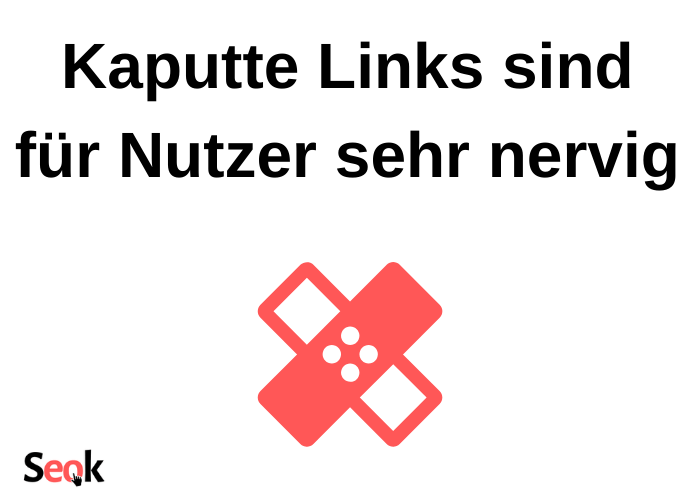 Kaputte Links beheben