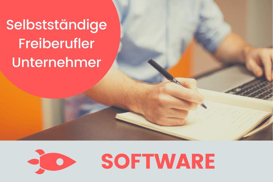 Software für Freiberufler und Selbstständige