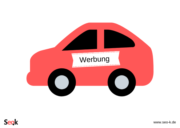 Autowerbung