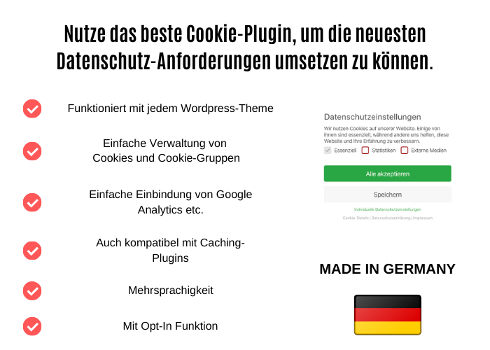 Cookie-Plugin
