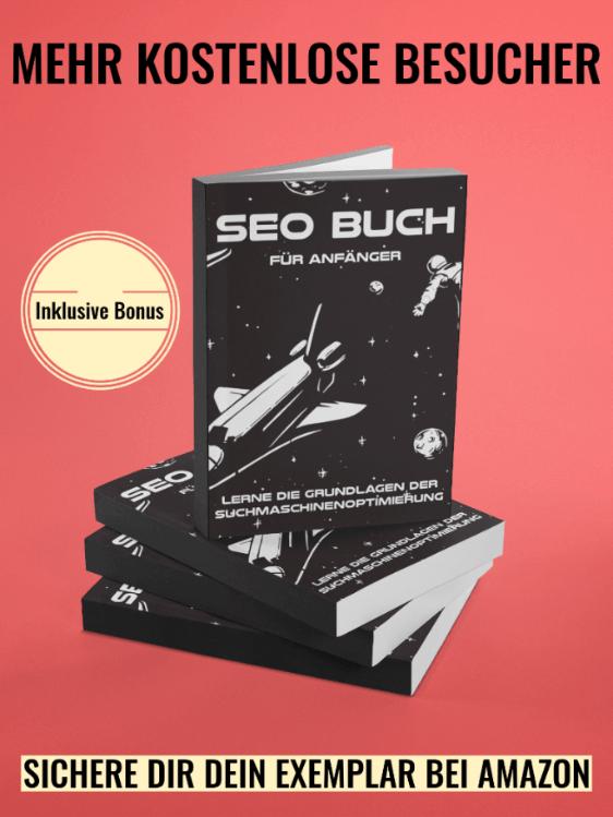 Suchmaschinenoptimierung Buch